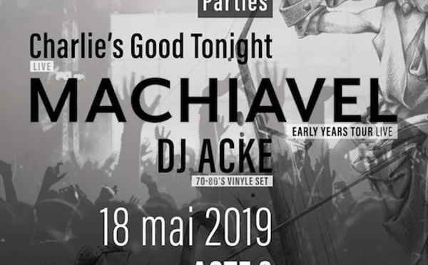 Le samedi 18 Mai 2019, NJR Events lancera les soirées « Noir Jaune Rouge #1 » à l'Acte 3 de Braine L'Alleud !