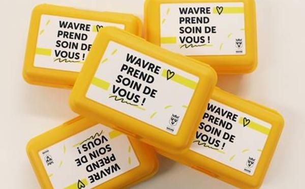 Wavre : Une boîte jaune pour gagner du temps en cas d'urgence
