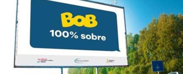 Lancement de la campagne « Bob. 100% sobre. »
