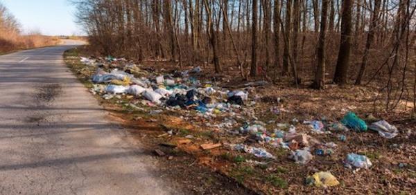 Rien ne justifie d'abandonner des déchets !