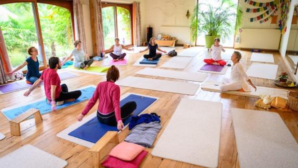 Remise en Forme par le Yoga cet été à Lasne ou en Drôme