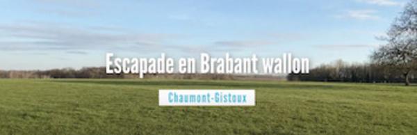 Capsule touristique de Chaumont-Gistoux en collaboration avec le restaurant L'Horizon