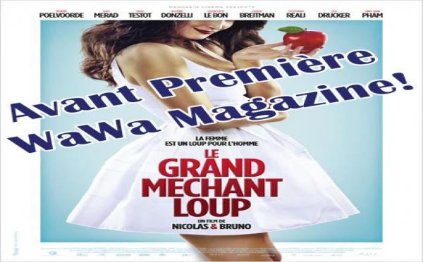 Cinéma - Avant Première : Le grand méchant loup
