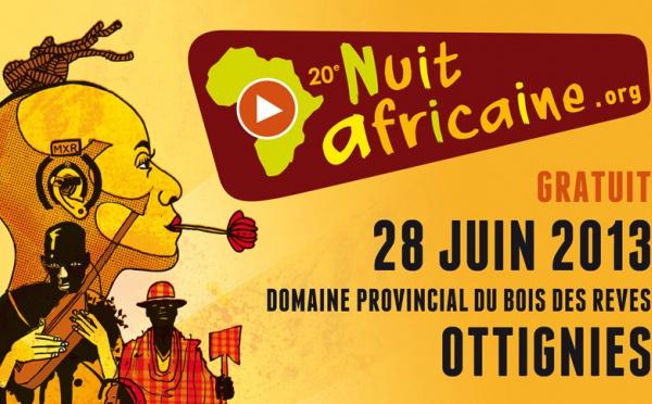 OTTIGNIES : La 20ème Nuit africaine !