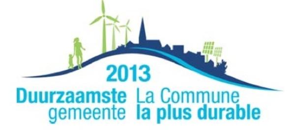 34 COMMUNES PARTICIPENT À L'ÉLECTION DE « LA COMMUNE LA PLUS DURABLE 2013 »