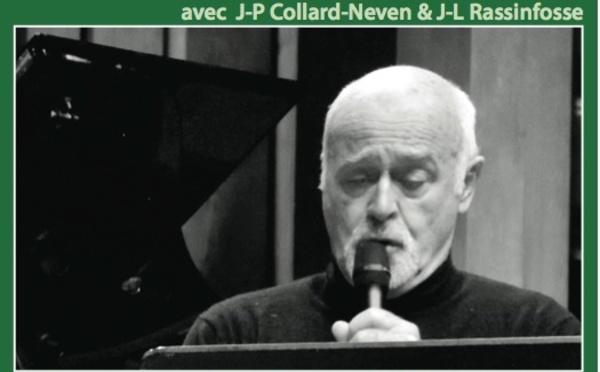 José Van Dam chante Carlos Gardel : Une soirée entre jazz et tango
