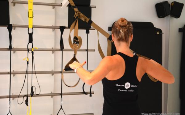 Coaching à Lasne : Home Fit Home (Entrainement sportif individuel en Brabant wallon et coaching sportif )