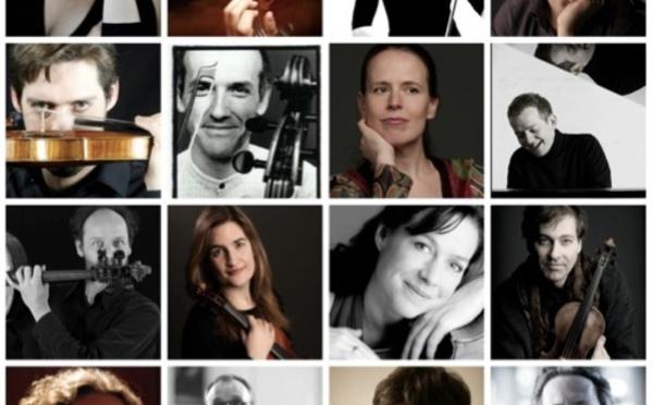 Brabant wallon : Festival Resonances du 28 avril au 4 mai 2014 - Directrice Artistique : Amy Norrington