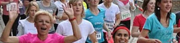Woman Race Brabant wallon