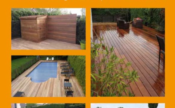 Wood Solutions : Terrasses, Pergolas, Carports, Piscines,... (Wavre - Brabant wallon)