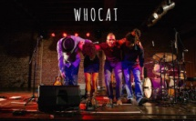 Whalain : Whocat en concert