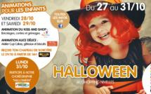 Halloween au Shopping de Nivelles !