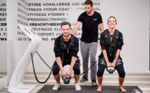 XBODY... ou le sport-santé Electro-Stimulé (Fitness-EMS Wavre, Lasne, Waterloo)