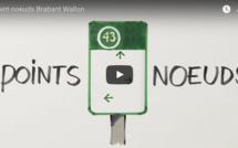 Brabant wallon : Qu'est ce que le Réseau cyclable à points-noeuds ?
