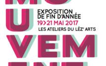 LES ATELIERS DU LÉZ' ARTS : Exposition de fin d'année