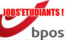 BPOST RECHERCHE DES ÉTUDIANTS (H/F) POUR LES VACANCES D'ÉTÉ (JUILLET, AOUT, SEPTEMBRE) !
