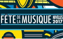 Fête de la Musique 2017 à Nivelles !