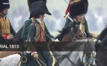 Waterloo : Le Champ de Bataille vit au rythme des reconstitueurs