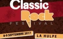 Classic Rock Festival La Hulpe 8-9 septembre