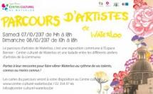PARCOURS D'ARTISTES DE WATERLOO