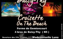 La Croisette On The Beach est de retour à Baisy-Thy le 16 septembre !