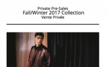 Hugo Boss Waterloo : Private Pre-Sales  Fall/Winter 2017