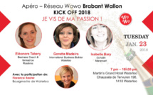Kick off 2018 - WonderFul Women Brabant Wallon