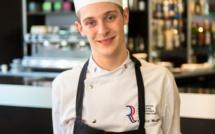 Curtis Mulpas, wavrien de 21 ans: Finaliste du Bocuse d'Or