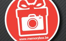 MemoryBox : Pour faire de vos plus belles secondes une éternité