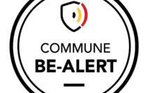 Wavre a adhéré à BE-Alert !