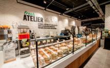 Delhaize présente son tout nouveau concept de supermarché (Vidéo)