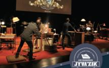 LÂCHEZ TOUT ET ALLEZ VOIR BLOCKBUSTER LES 1 ET 2 NOVEMBRE AU JYVA'ZIK (+ vidéo)