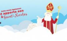 Voici l'adresse pour écrire à Saint-Nicolas, cadeau à la clé !