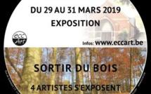 Wavre :  SORTIR DU BOIS / 4 ARTISTES S'EXPOSENT, À LA CHAPELLE DE PROFONDSART