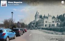 Brabant wallon : Le contraste des photos du passé et du présent