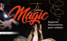 Un magicien pour vos animations en Brabant wallon ? JOHN MAGIC !