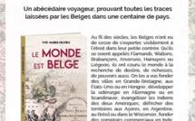 Waterloo : le monde est Belge, un nouveau livre de Yves Vander Cruysen
