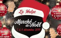 Marché de Noël de La Hulpe 2019