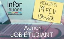 Nivelles : Action Job étudiant