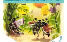 Otttignies : Balade musicale au Bois des Rêves – Cherchez la petite bête
