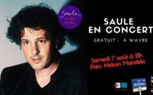 CONCERT - SAULE à Wavre (Gratuit)