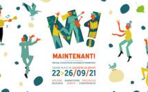 Festival Maintenant! 2021 | Grand Place de Louvain La Neuve