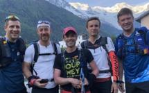 5 Brabançons à l'assaut de l'Ultra Trail du Mont Blanc