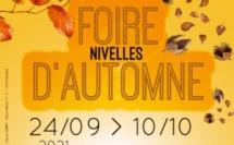 Nivelles : Foire d'automne 2021