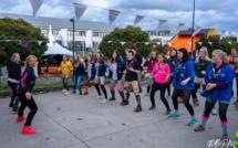 2400 scouts ce samedi 23 octobre à Wavre pour fêter les 23 ans du k8strax !