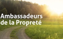 AMBASSADEURS DE LA PROPRETÉ