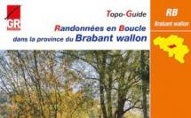 «Randonnées en Boucle» (RB®) sur les GR® de la province du Brabant wallon